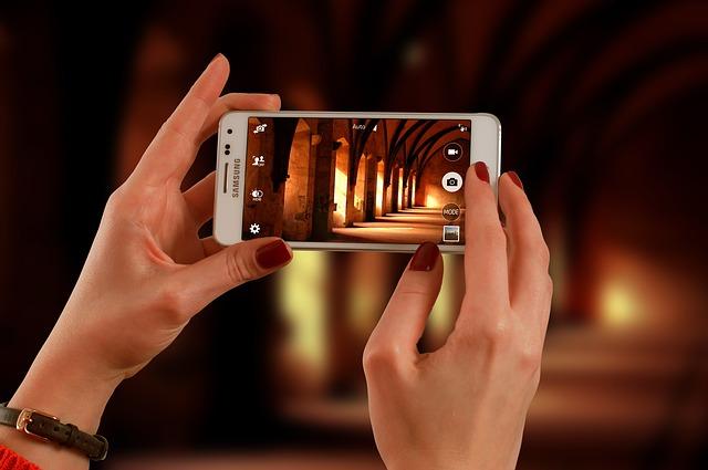 Les accessoires photo pour votre smartphone